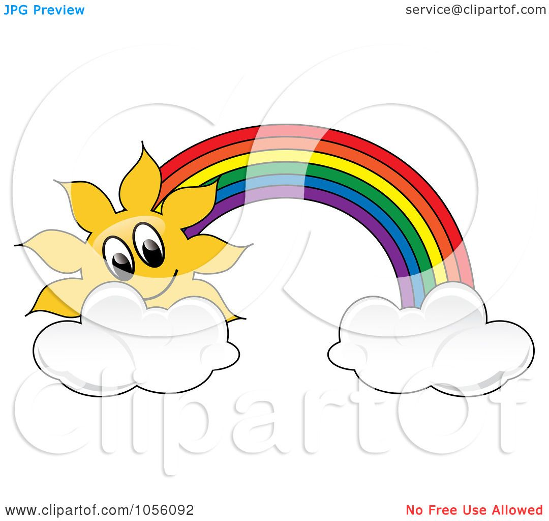 rainbow illustrations and clipart - photo #42