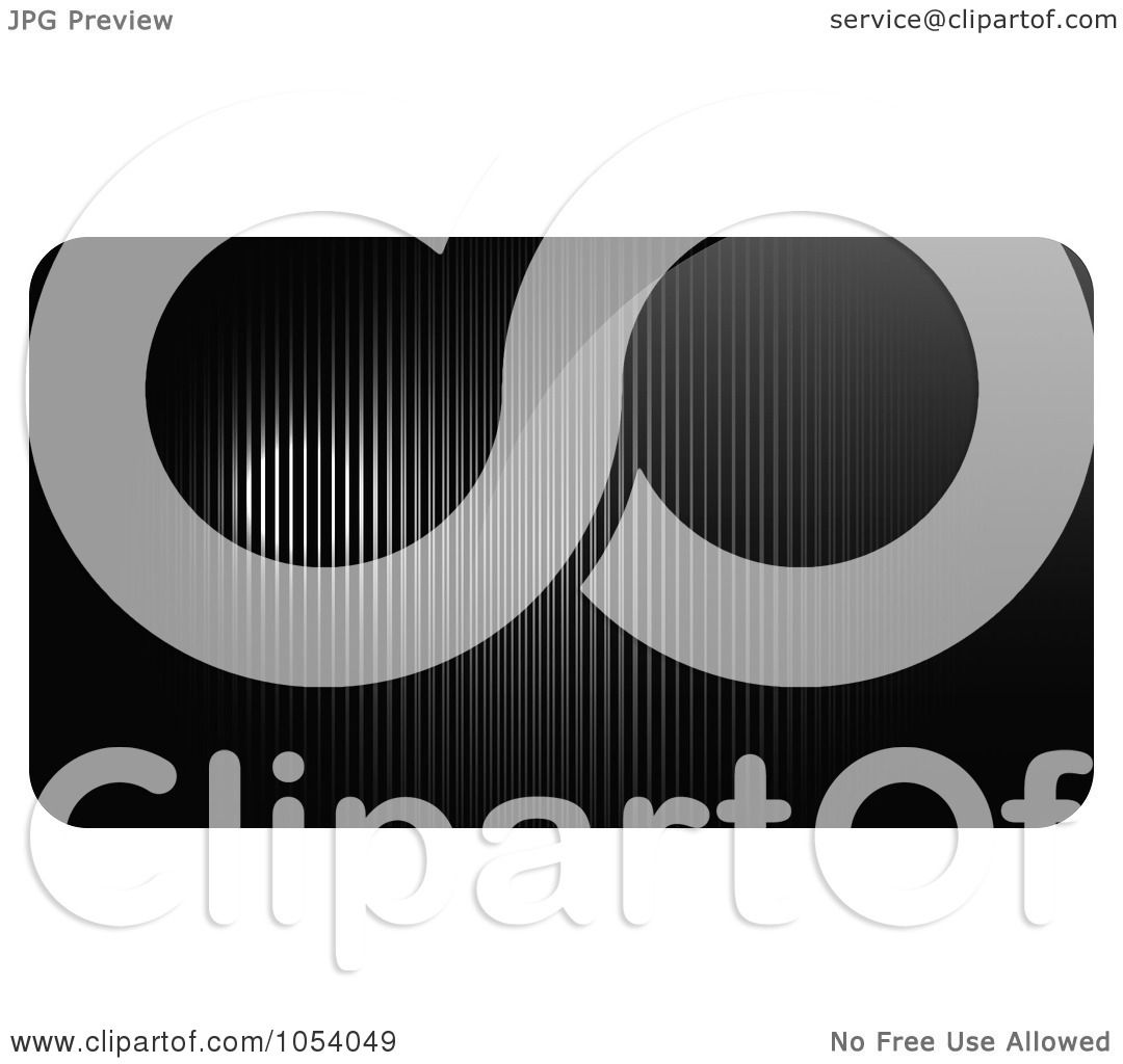 Royalty-Free Vector Clip Art Illustration of an Abstract Black ...