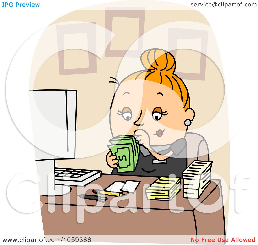 Accounting Clip Art   ... Watching Clipart   #18916 by DJArt   Royalty-Free  Stock Cliparts   Clip art, Graphic art prints, Accounting