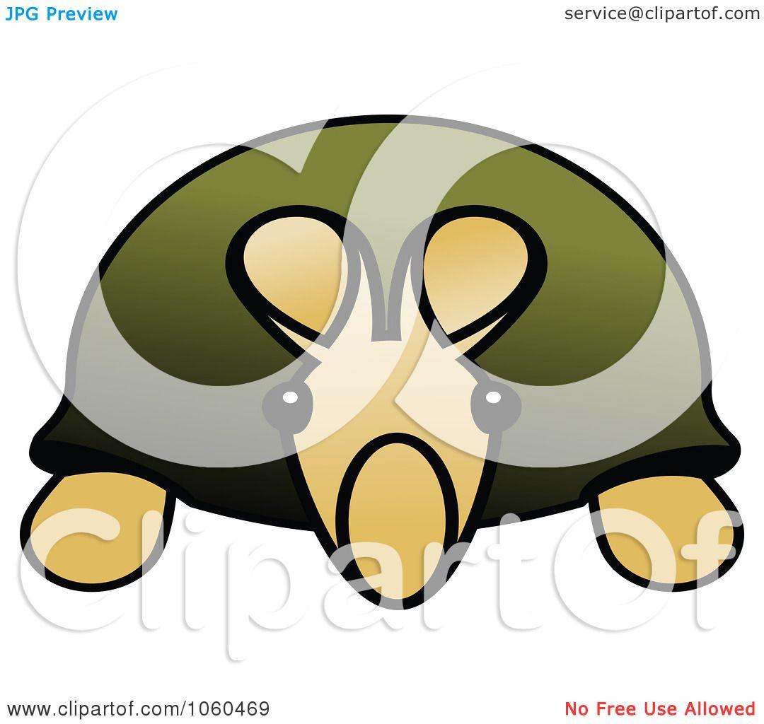 royalty-free vector clip art illustration of an armadillo logo