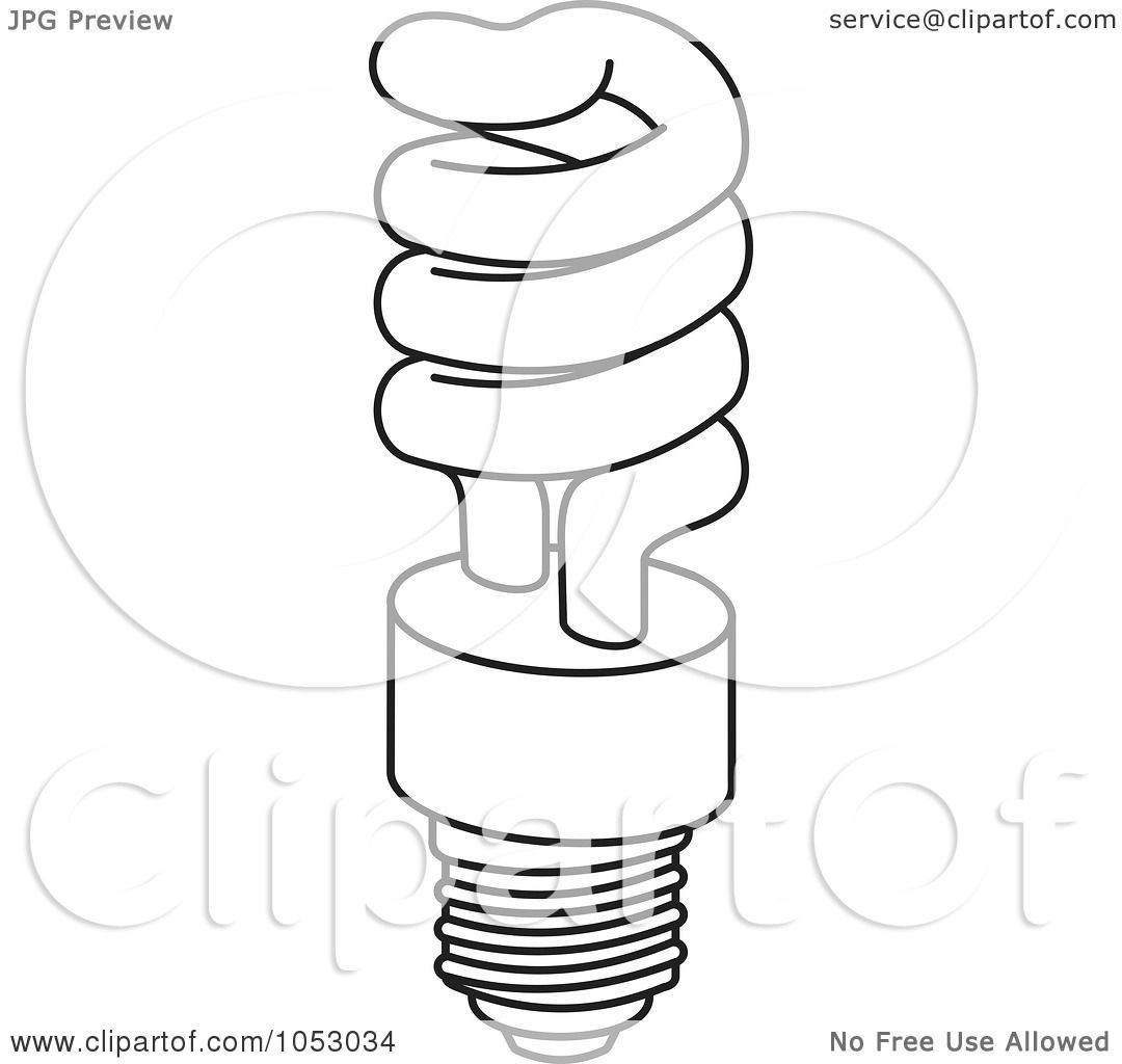 Royalty Free Vector Clip Art Illustration Of An Outlined