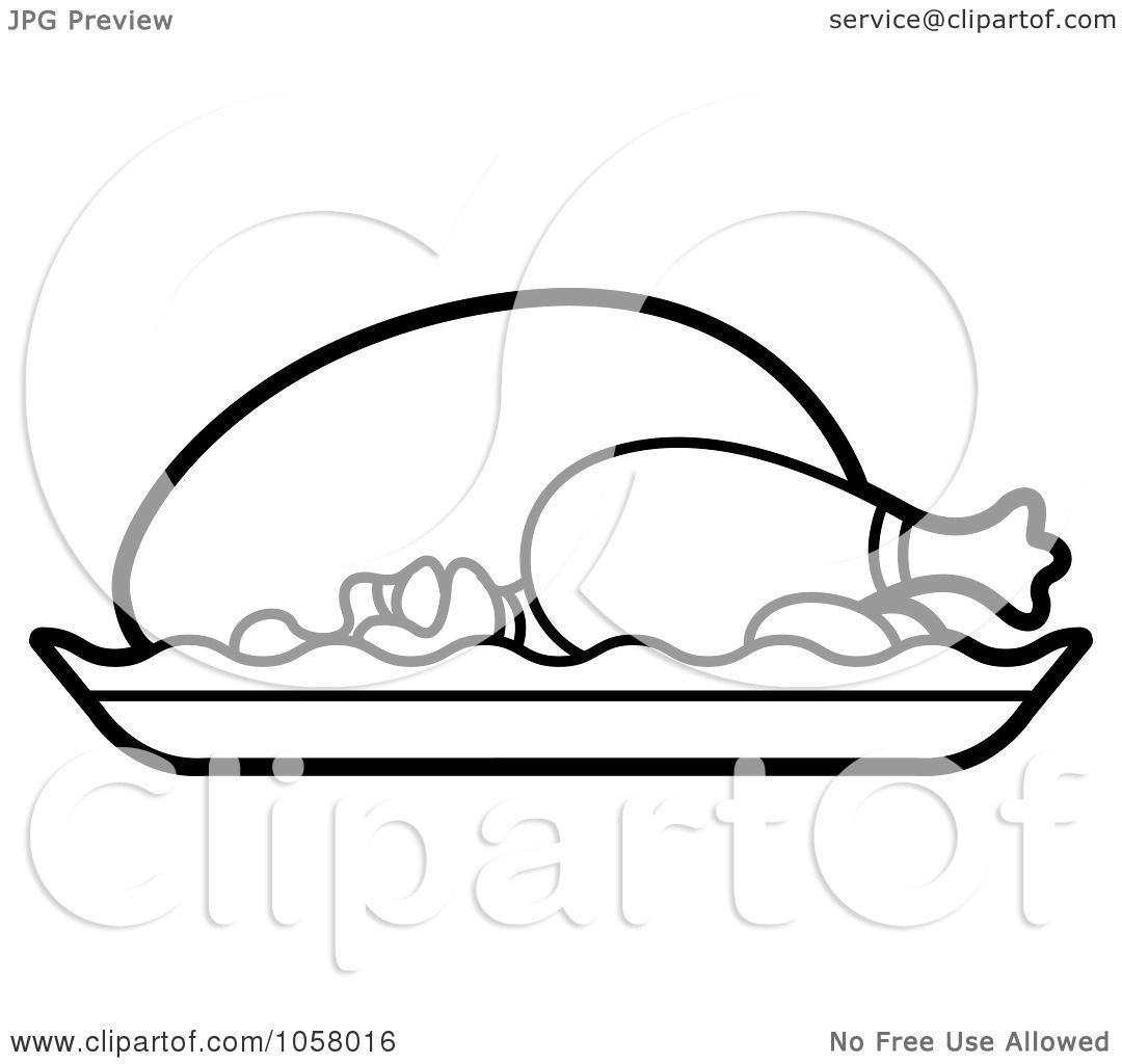 roast chicken drawing loon clip art silhouette loon clip art in water
