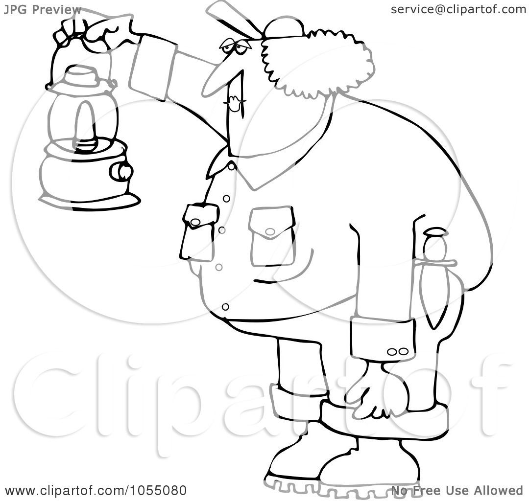 83 Ant Coloring Page Worker Wearing Helmet Man Pages