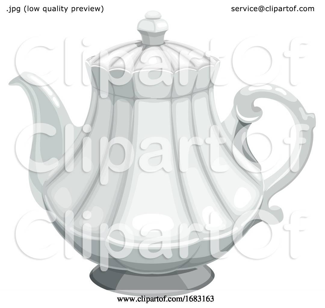 Tea Pot by Vector Tradition SM #1683163