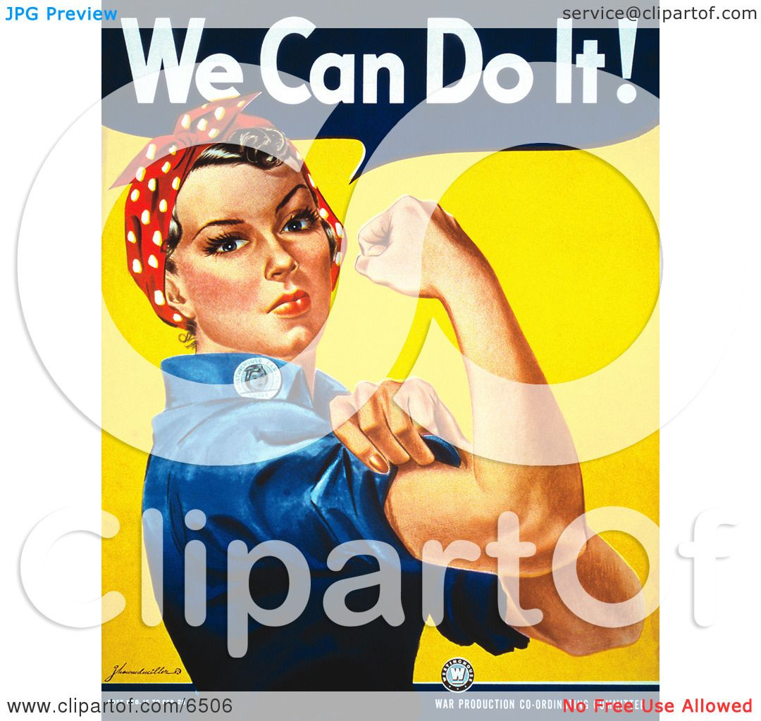 Rosie The Riveter Posters At Barewallscom | LONG HAIRSTYLES