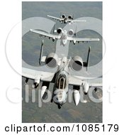 A 10s And Stratotanker Free Stock Photography by JVPD