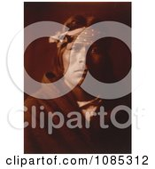 Acoma Native American Indian Man Free Historical Stock Photography by JVPD
