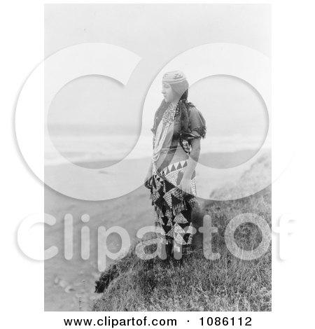 Ada Lopez Richards, Talowa Indian - Free Historical Stock Photography by JVPD