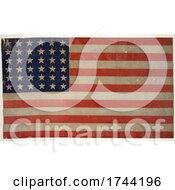 American Thirty Six Star Flag