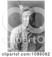 Apsaroke Man Free Historical Stock Photography