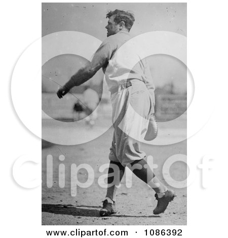 Babe Ruth - Free Historical Baseball Stock Photography by JVPD