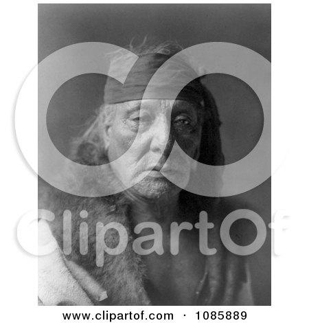 Bears Teeth, Arikara Native Man - Free Historical Stock Photography by JVPD