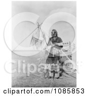 Blackfoot Man Free Historical Stock Photography