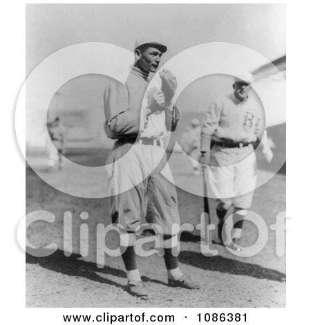 Brooklyn Dodgers Baseball Team Outfielder, Zach Wheat - Free Historical Baseball Stock Photography by JVPD