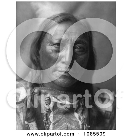 Brule Native American Man Named Hollow Horn Bear - Free Historical Stock Photography by JVPD