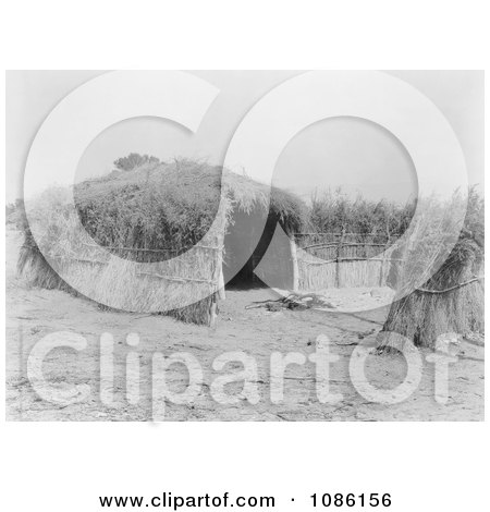 Cahuilla Dwelling - Free Historical Stock Photography by JVPD