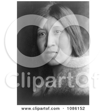 Cahuilla Woman - Free Historical Stock Photography by JVPD