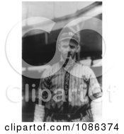 Casey Stengel A Baseball Player Of The Brooklyn Dodgers 1914 Free Historical Baseball Stock Photography by JVPD