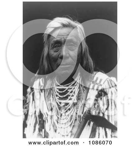 Cayuse Man - Free Historical Stock Photography by JVPD