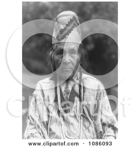 Cayuse Woman - Free Historical Stock Photography by JVPD