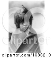 Chemehuevi Indian Boy Free Historical Stock Photography by JVPD