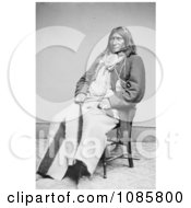 Cheyenne Indian Chief Free Historical Stock Photography