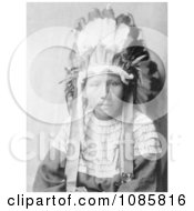 Cheyenne Indian Girl The Daughter Of Bad Horses Free Historical Stock Photography