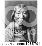 Cheyenne Native American Man Free Historical Stock Photography