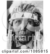 Cheyenne Native American Man Named Red Bird Free Historical Stock Photography