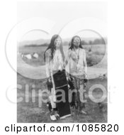 Cheyenne Native Sun Dancers Free Historical Stock Photography
