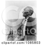 Cheyenne Peyote Native American Man Free Historical Stock Photography