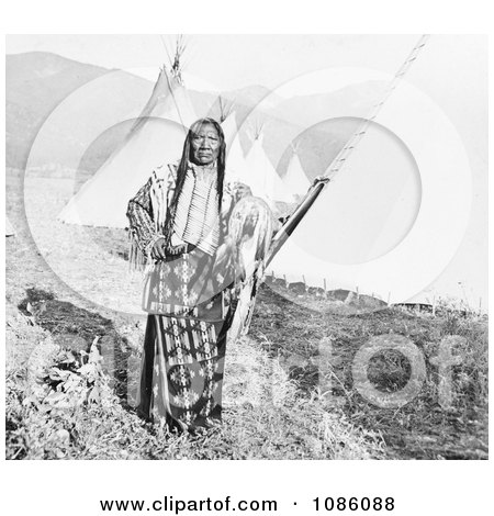 Chief Charlot - Free Historical Stock Photography by JVPD