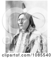Chief Hollow Horn Bear Free Historical Stock Photography by JVPD