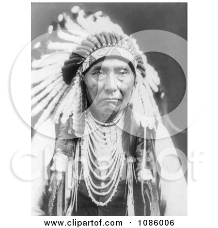 Chief Joseph - Free Historical Stock Photography by JVPD