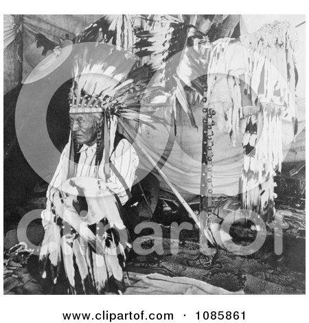 Chief Louison - Free Historical Stock Photography by JVPD