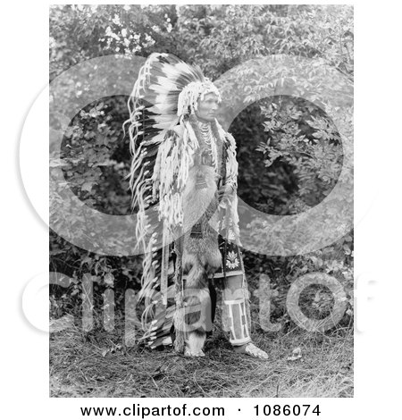Chief Umapine - Free Historical Stock Photography by JVPD
