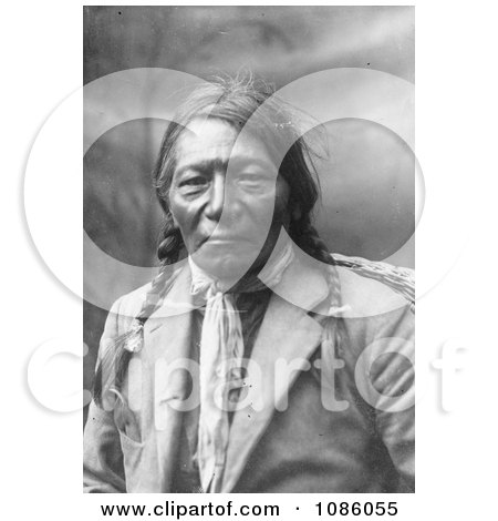 Chief White Crow - Free Historical Stock Photography by JVPD
