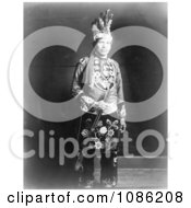 Chippewa Indian Free Historical Stock Photography by JVPD