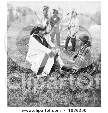 Chippewa Wedding - Free Historical Stock Photography by JVPD