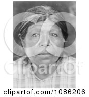 Chukchansi Woman Free Historical Stock Photography by JVPD