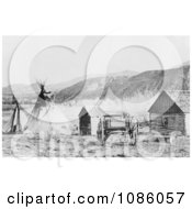 Colville Agency Free Historical Stock Photography by JVPD