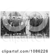 Committee Of 100 On Indian Affaires Free Historical Stock Photography by JVPD