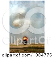 Conrolled Detonation Balad Air Base Iraq Free Stock Photography
