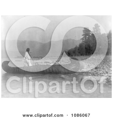 Country of the Kutenai - Free Historical Stock Photography by JVPD