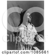 Crow Indian Man By The Name Of Medicine Crow Free Historical Stock Photography