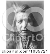 Crow Indian Man By The Name Of Two Leggings Free Historical Stock Photography