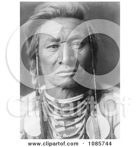 Crow Indian Man Called Chief Child - Free Historical Stock Photography by JVPD
