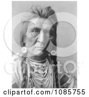 Crow Indian Man Called Wolf Free Historical Stock Photography