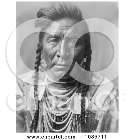 Crow Native American Called Strike On his Hea - Free Historical Stock Photography by JVPD