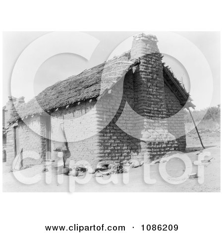 Cupeno House - Free Historical Stock Photography by JVPD